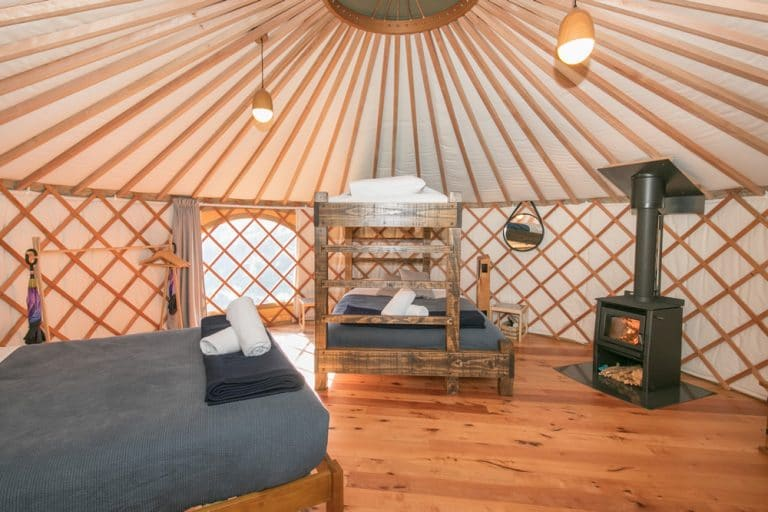 The Yurts-3-yurt-accommodation-wanaka