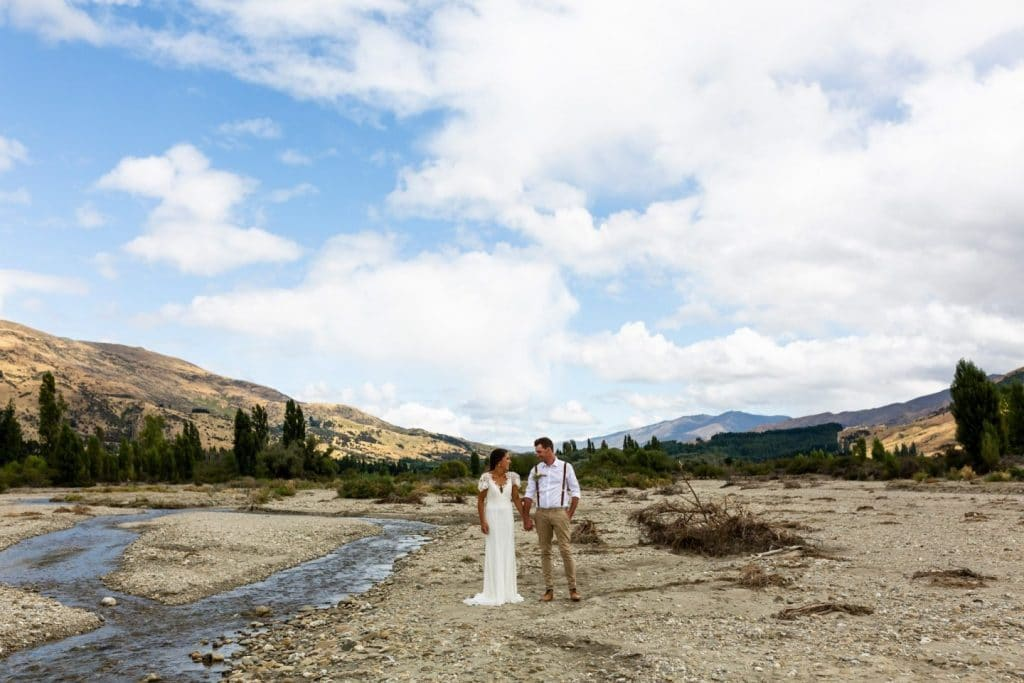Your dream wedding at Oasis Yurt Lodge
