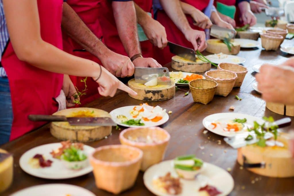 Cooking Workshops at Oasis Yurt Lodge