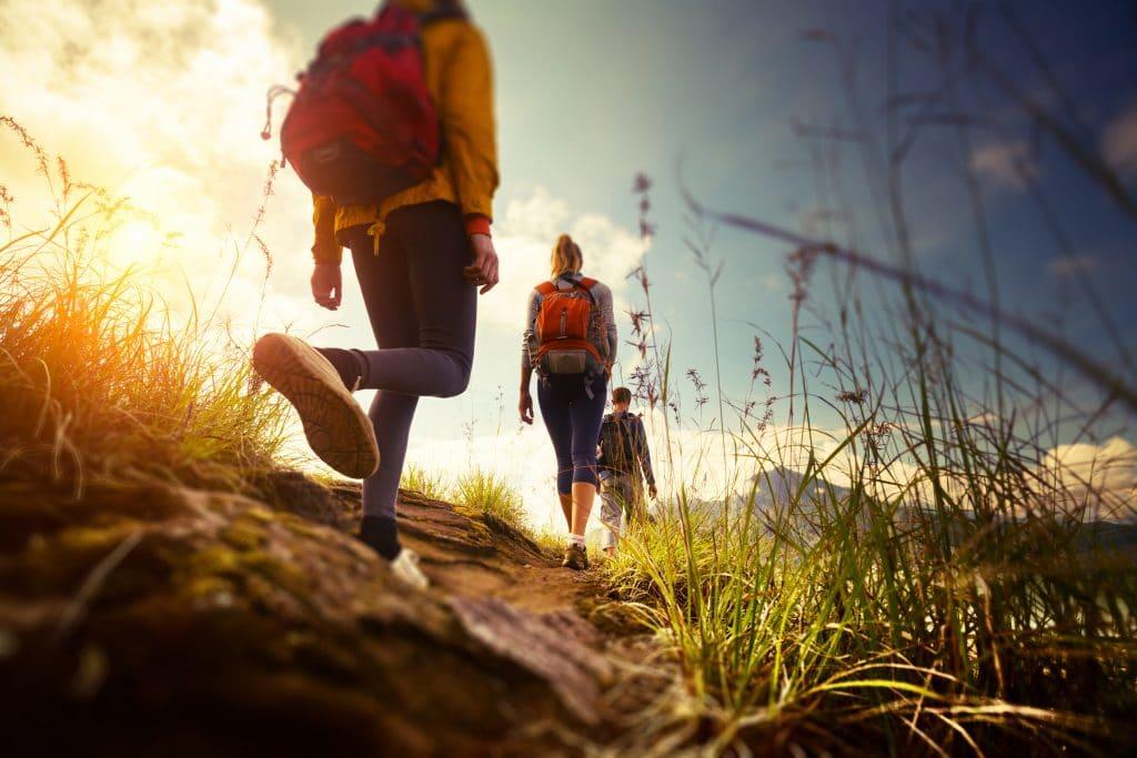 Adventure Retreat Hiking