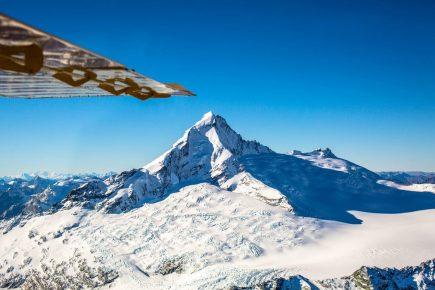 Mt. Aspiring National Park scenic flight, Wanaka New Zealand