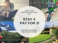 Easter School Holidays Promo