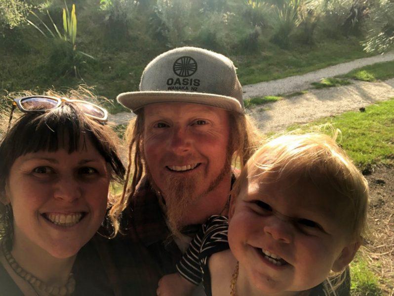 Family Yurt Escape